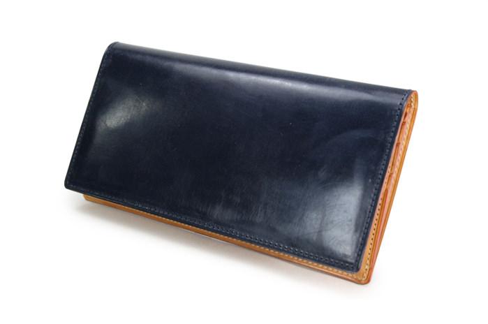 ◆シンブライドル ファスナー付き長財布◆
