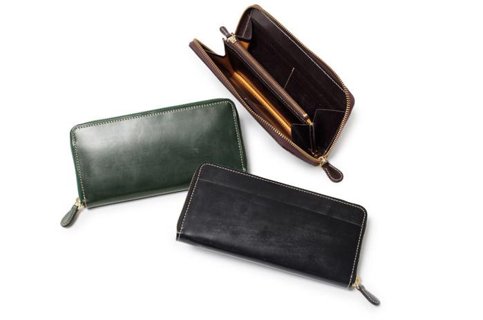 ◆ブライドルカジュアル ラウンドファスナー長財布◆