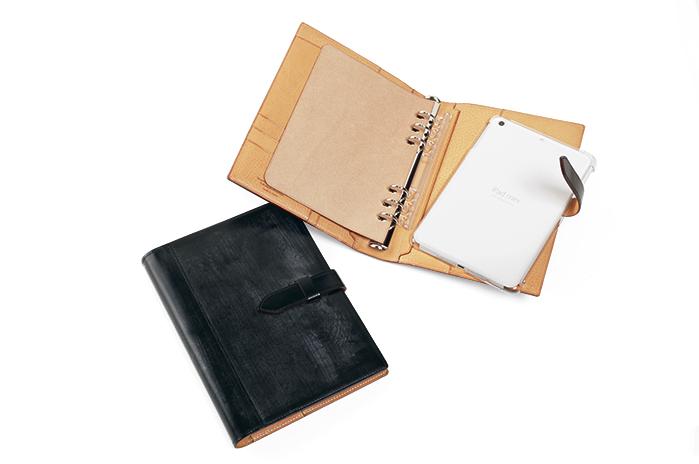 ◆緊急入荷◆ シンブライドル システム手帳A5サイズ(ipad mini対応)