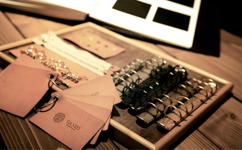◆GANZO六本木店 パターンオーダー受付開始◆ その2