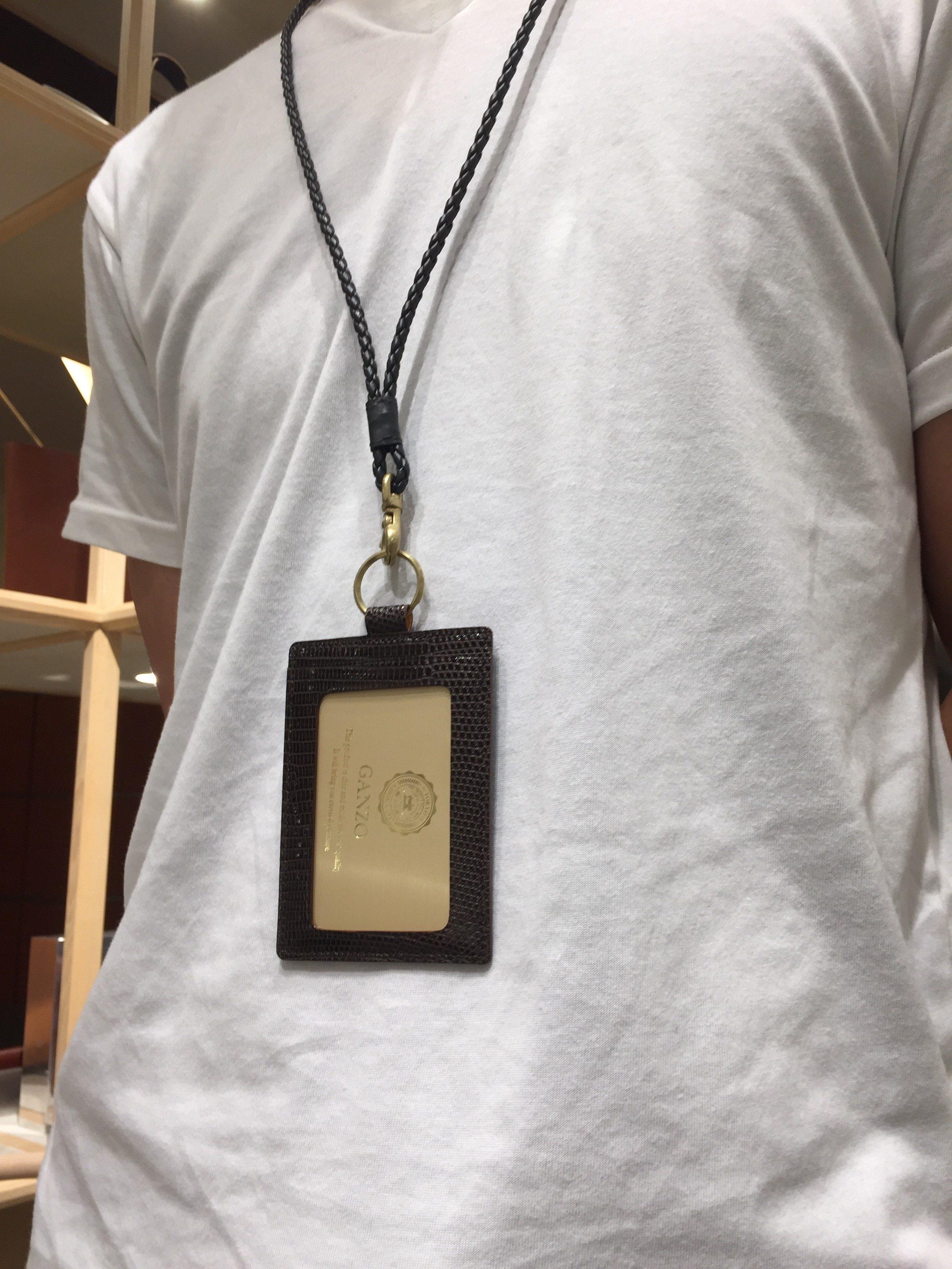 六本木店限定IDパスケース受注会開催中