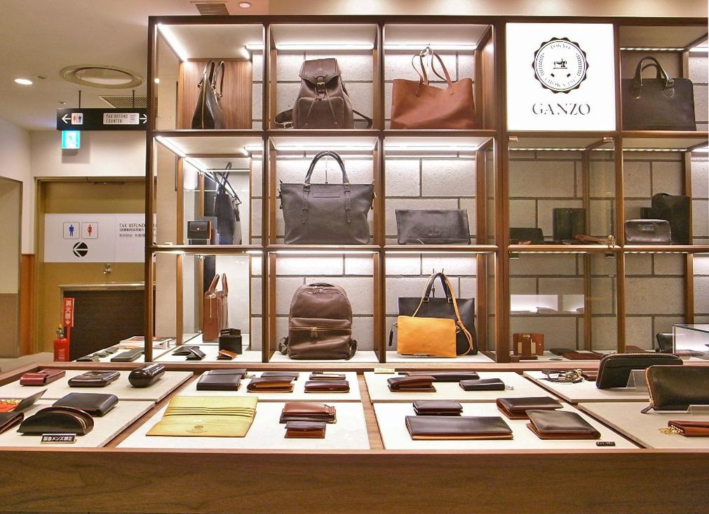 GANZO 阪急メンズ東京店 リニューアルオープン