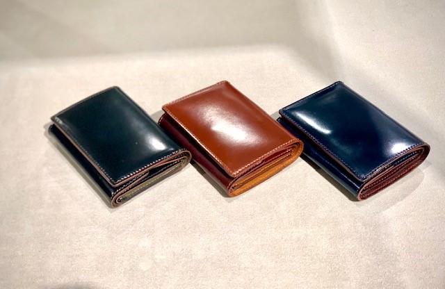 クロスマチ三つ折り財布1