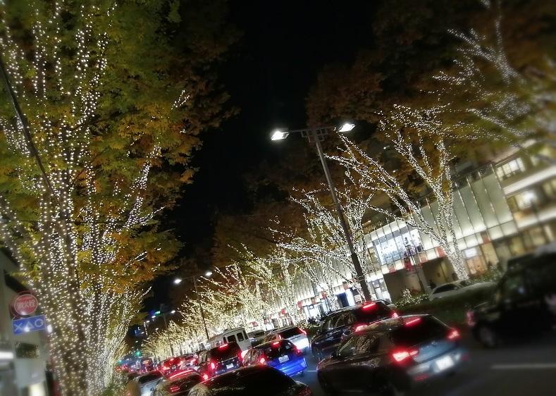 表参道マジックイルミネーション2019