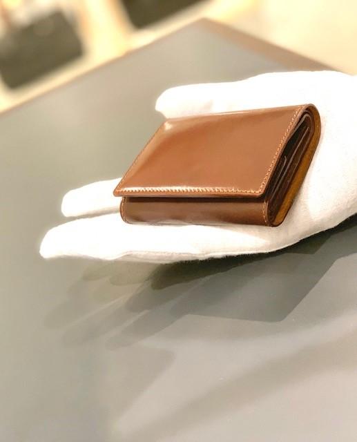 クロスマチ三つ折り財布2