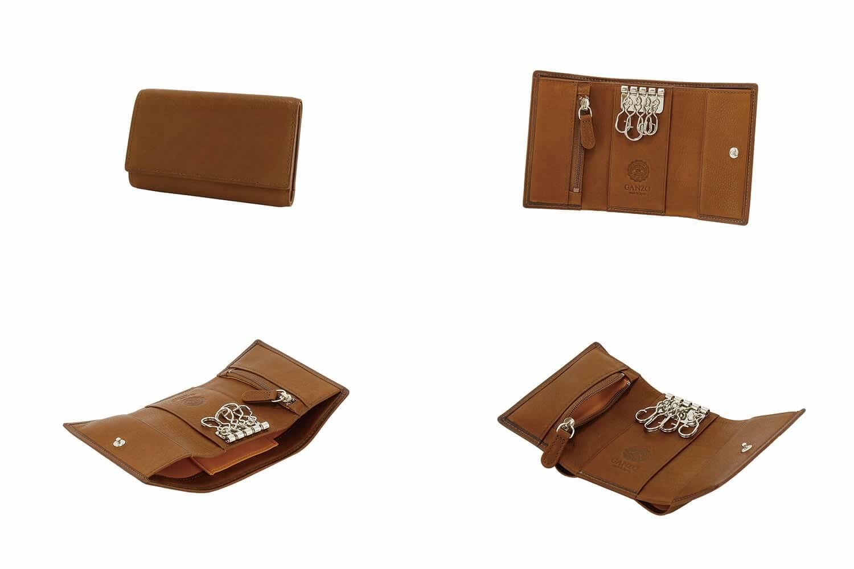 ベビーカーフのミニ財布