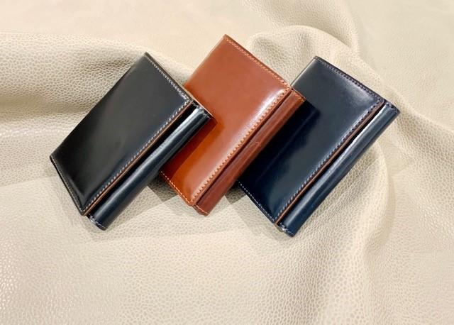 六本木店限定クロスマチ三つ折り財布の注文方法