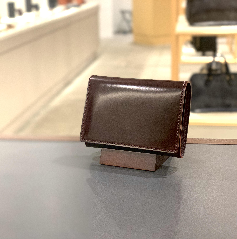クロスマチ三つ折り財布の新色