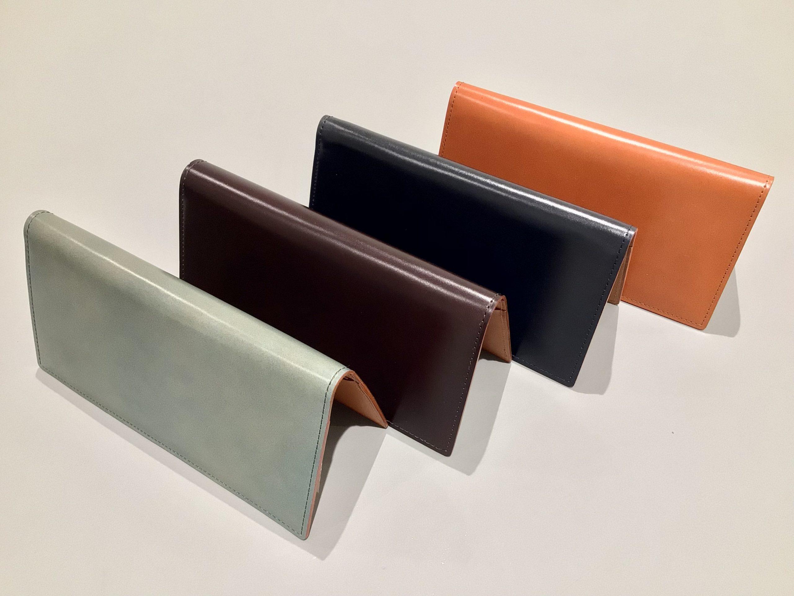 GANZOの薄型マチ無し長財布のご紹介