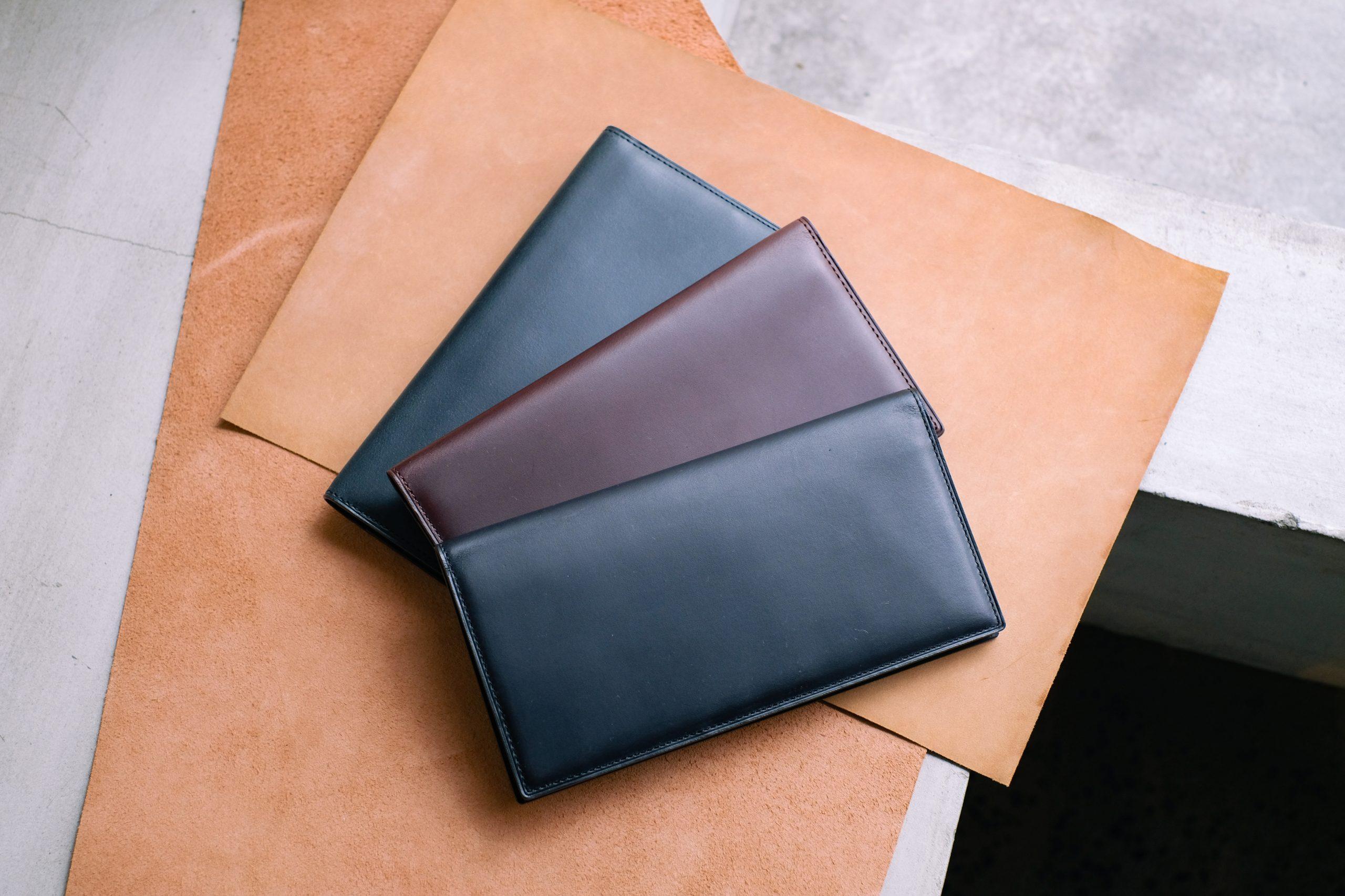 持ち運びやすい小さい長財布