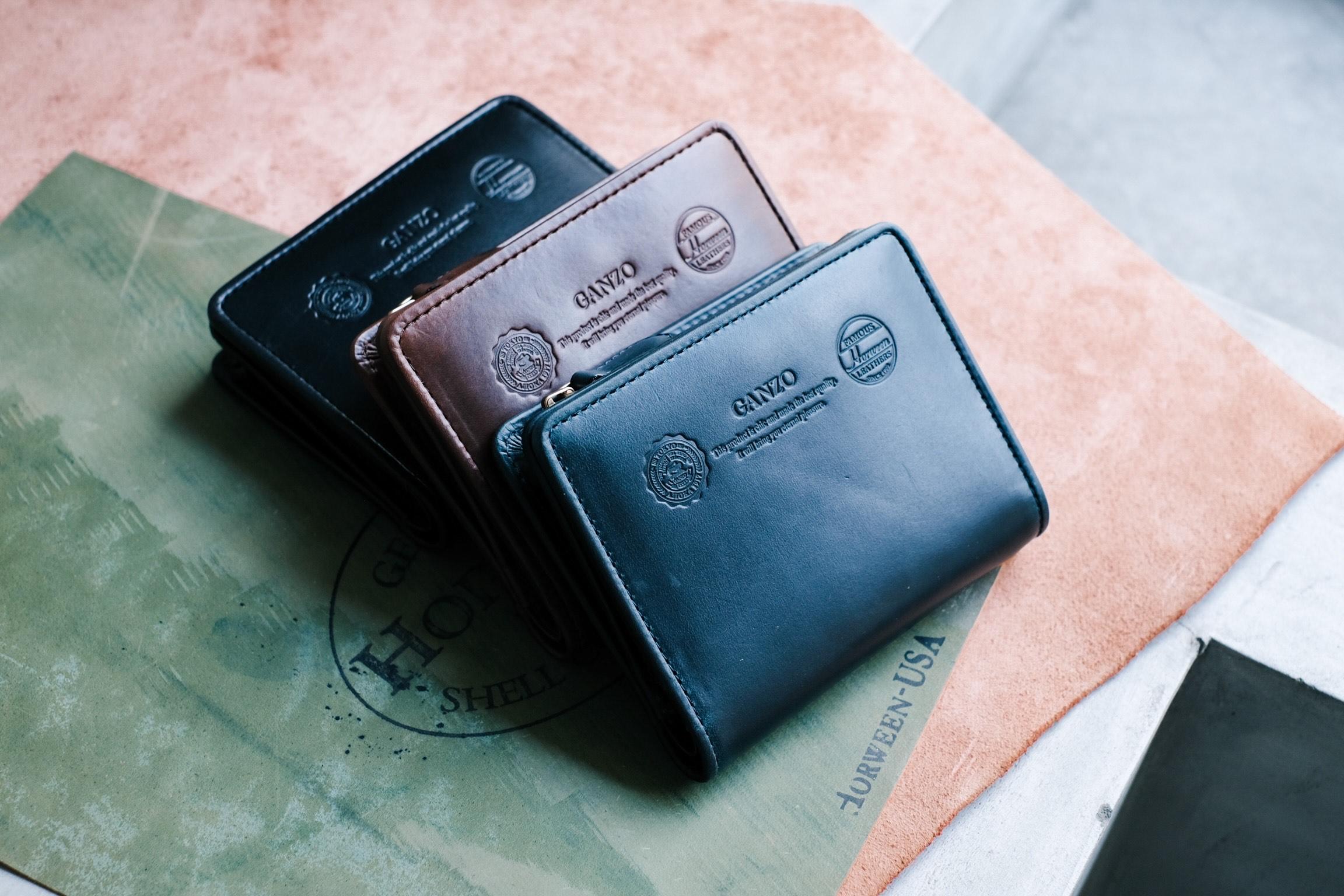 まとまりが良いクロムエクセルを使った二つ折り財布